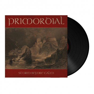 Primordial - Storm Before Calm | 180g Black Vinyl