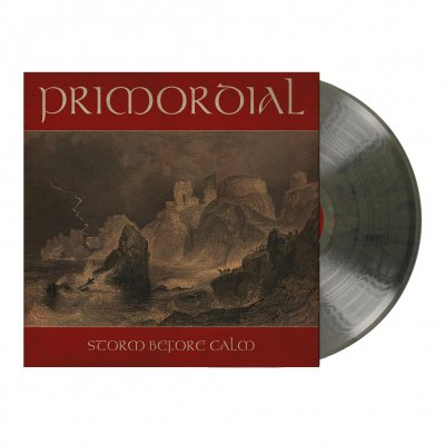 Storm Before Calm | Dark Brown Marbled Vinyl