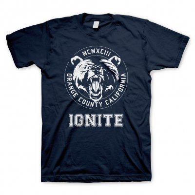 ignite - Bear Navy | T-Shirt