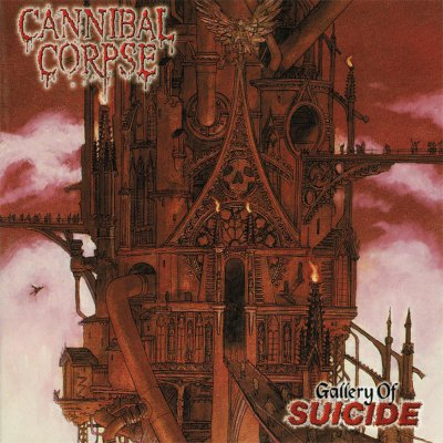 cannibal-corpse - Gallery Of Suicide | CD