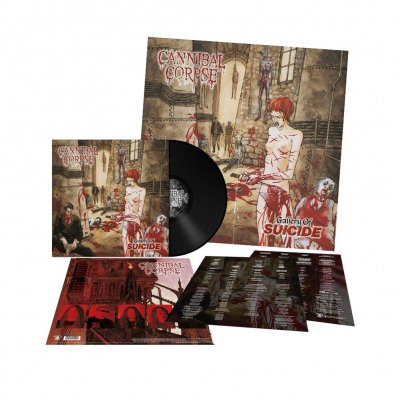 cannibal-corpse - Gallery Of Suicide | 180g Black Vinyl