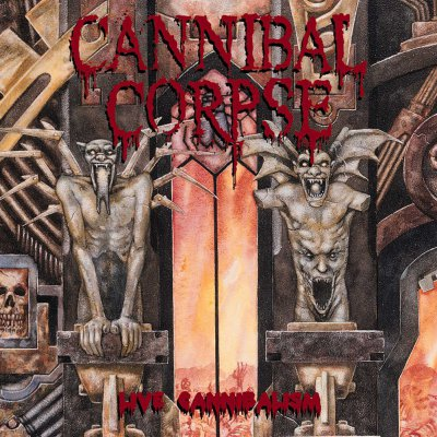cannibal-corpse - Live Cannibalism | CD