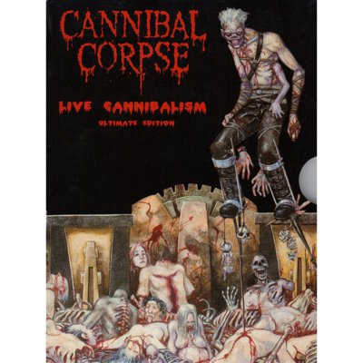 Cannibal Corpse - Live Cannibalism-Ultimate Edition | DVD