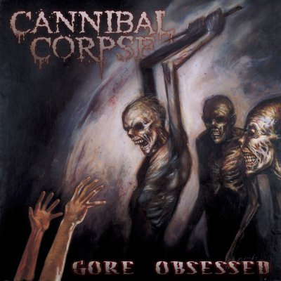 shop - Gore Obsessed | CD