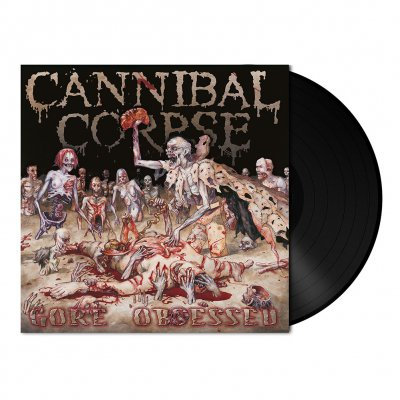 Cannibal Corpse - Gore Obsessed | 180g Black Vinyl