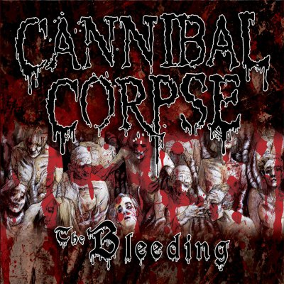 cannibal-corpse - The Bleeding | DIGI-CD