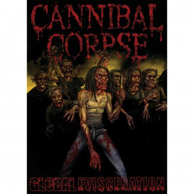 Cannibal Corpse - Global Evisceration | DVD