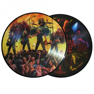 Cannibal Corpse - Torturing & Eviscerating  | Picture Vinyl