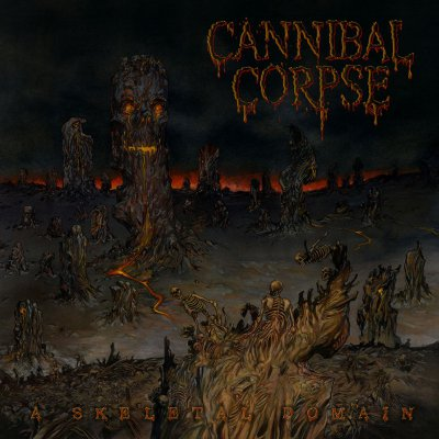 cannibal-corpse - A Skeletal Domain | DIGI-CD