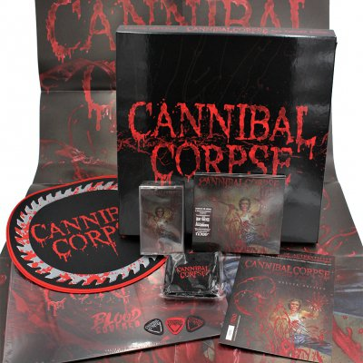 Cannibal Corpse - Red Before Black | Vinyl Box