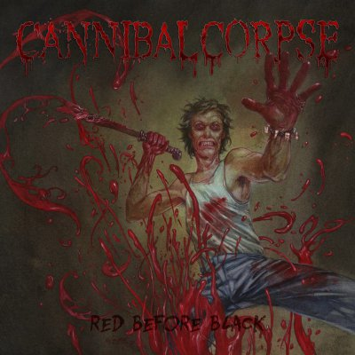 Cannibal Corpse - Red Before Black | DCD-DIGI