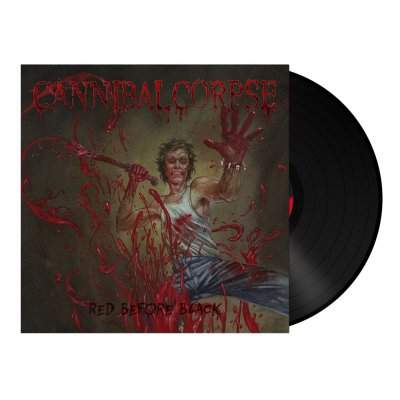 Red Before Black | 180g Black Vinyl