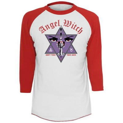 Angel Witch - Don't Turn Your Back | 3/4 Raglan Longsleeve