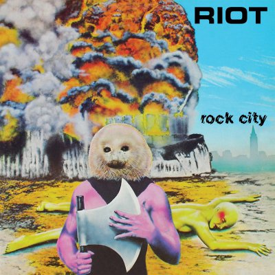 Riot - Rock City | DIGI-CD