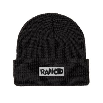 rancid - Logo Black | Beanie