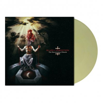 Blaze Of Perdition - The Harrowing Of Hearts | Pale Yellow Green Vinyl