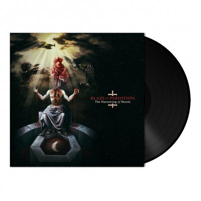 Blaze Of Perdition - The Harrowing Of Hearts | 180g Black Vinyl