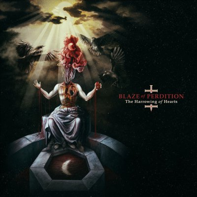Blaze Of Perdition - The Harrowing Of Hearts | DIGI-CD