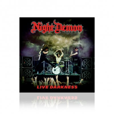 night-demon - Live Darkness | 2xCD