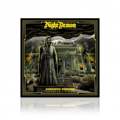 night-demon - Darkness Remains | 2xCD Expanded Edition