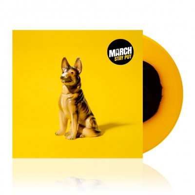 Stay Put | Yellow/Black Vinyl