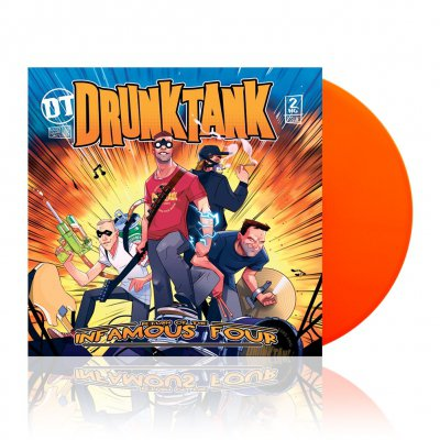 sbam - Return Of The Infamous Four | Orange Vinyl