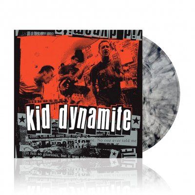 Kid Dynamite | Clear w/Black Vinyl