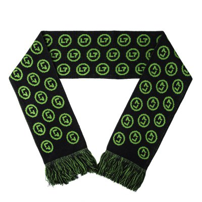 shop - Drip Logo Repeater | Scarf