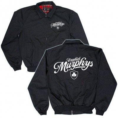 dropkick-murphys - Boston's Finest | Embroidered Jacket