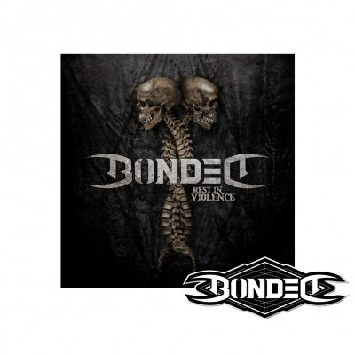 Bonded - Rest In Violence | CD+Patch Bundle