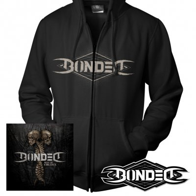 Bonded - Rest In Violence | CD+Zip+Patch Bundle