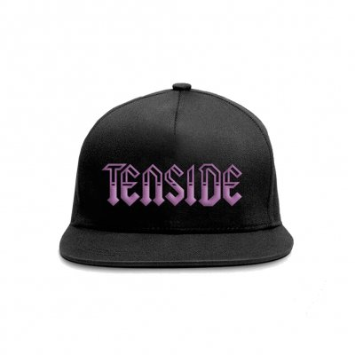 shop - Logo Purple | Snapback Cap