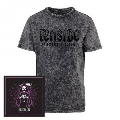 tenside - Glamour & Gloom | CD+T-Shirt