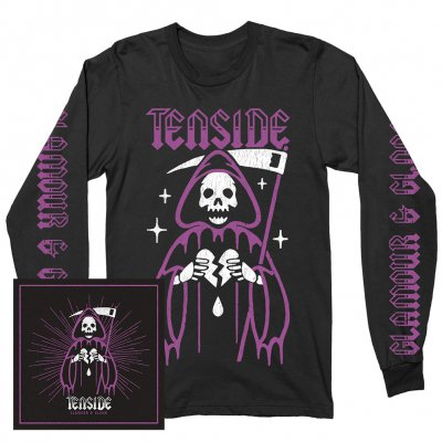 tenside - Glamour & Gloom | CD+Longsleeve