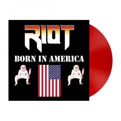 Born In America | Red Vinyl