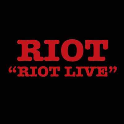 Riot - Riot Live | DIGI-CD