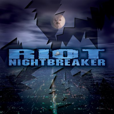 Riot - Nightbreaker | DIGI-CD
