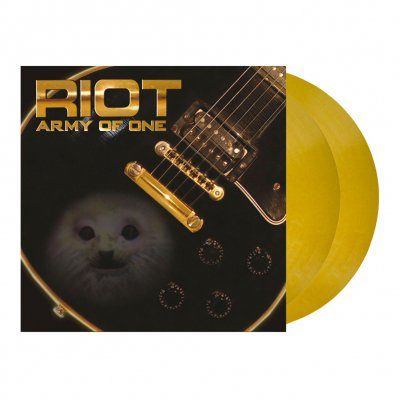Riot - Army Of One | 2xGolden Yellow Vinyl