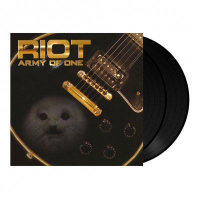 shop - Army Of One | 2x180g Black Vinyl