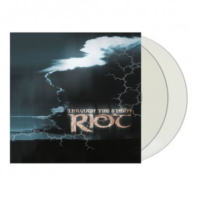 Riot - Through The Storm | 2xClear White Vinyl