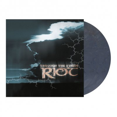 Riot - Through The Storm | 2xNightblue/Grey Marbled Vinyl
