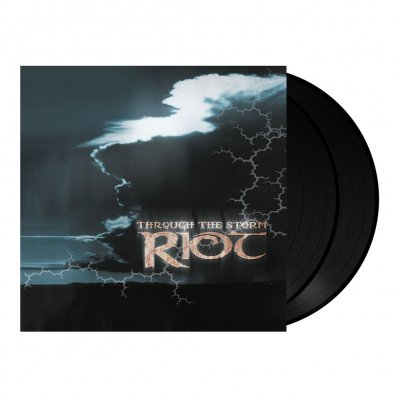 Riot - Through The Storm | 2x180g Black Vinyl
