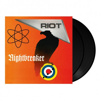 shop - Nightbreaker | 2x180g Black Vinyl