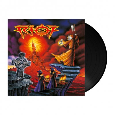 Riot - Sons Of Society | 180g Black Vinyl