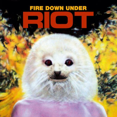 Riot - Fire Down Under | DIGI-CD