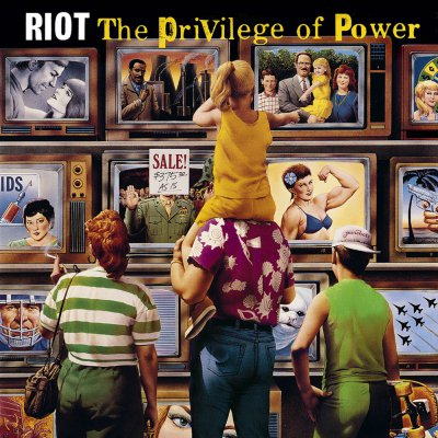 Riot - The Privilege Of Power | DIGI-CD