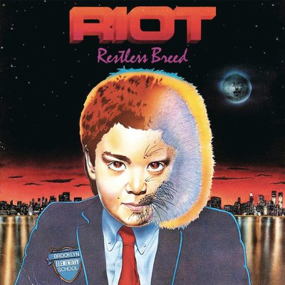 Riot - Restless Breed/Riot Live | DIGI-CD
