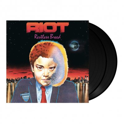 Restless Breed/Riot Live | 2x180g Black Vinyl