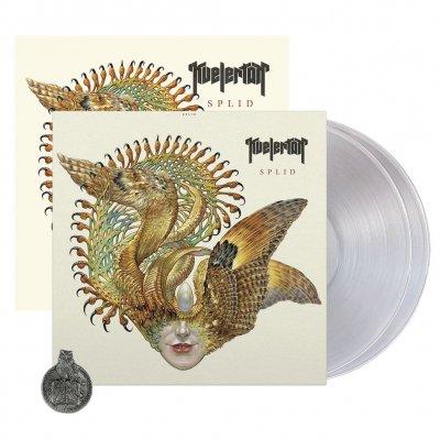 Kvelertak - Splid |2xClear Vinyl+Signed Litho