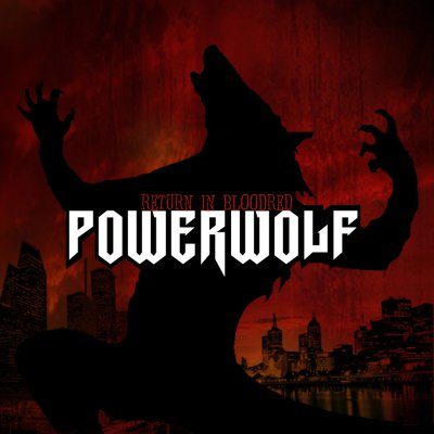 Powerwolf - Return In Bloodred | CD
